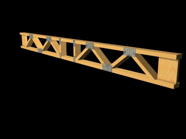 Floor truss design calculator floor matttroy for Web floor truss